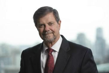 David Keane, President of BC LNG Alliance