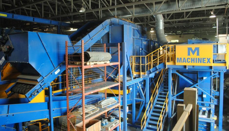 Quebec City Modernizes Sorting Centre, Doubling Capacity