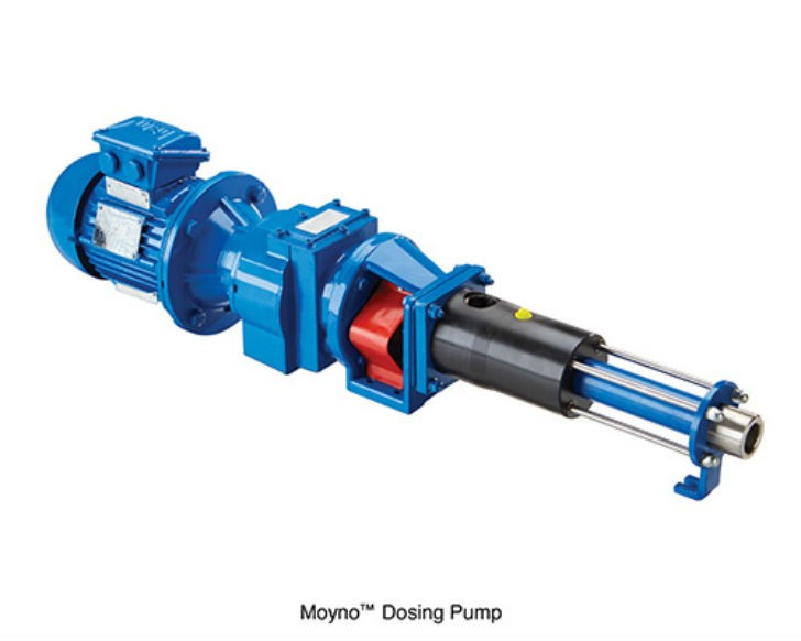 Moyno Provides A New  Pumping Solution For Dosing/Metering Applications