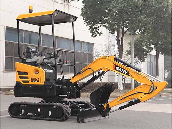 SANY America, Inc. - SY16C Excavators