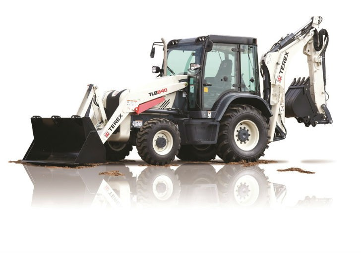 Terex TLB840 Now Available In North America
