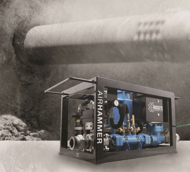 New 3-Inch Rockeye Hammer Systems