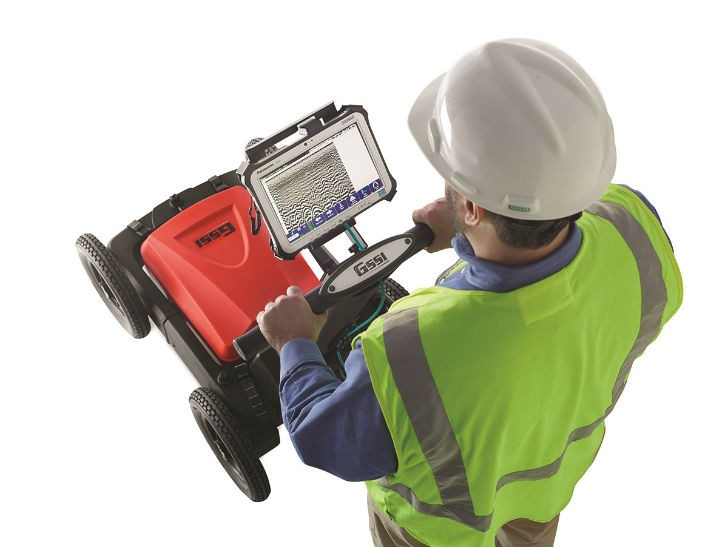 Flexible Ground Penetrating Radar System for Utility Location and More