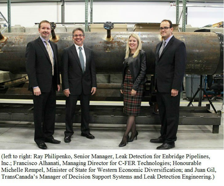 New Facility Leads Alberta in Responsible Resource Development