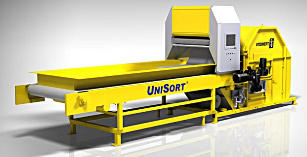 Proven plastics separator handles packaging waste, WEEE and RDF