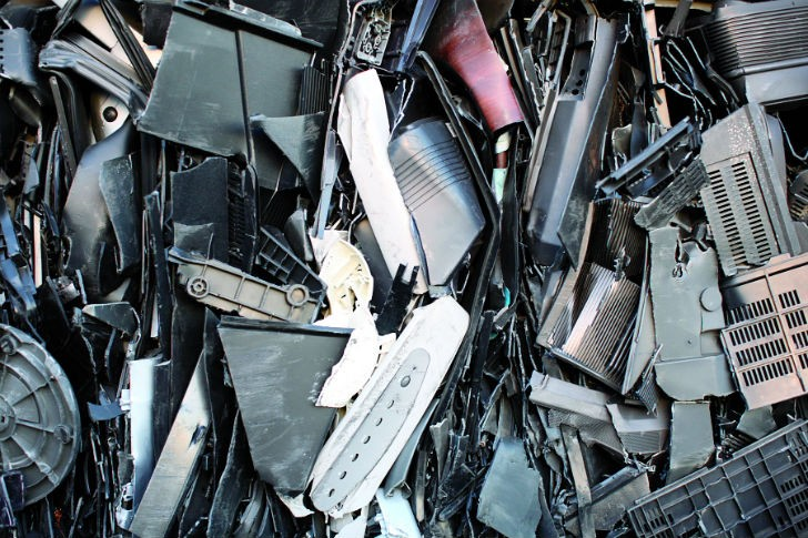 Taking Steps toward Tackling the Growing Mountain Of E-Waste in Latin America