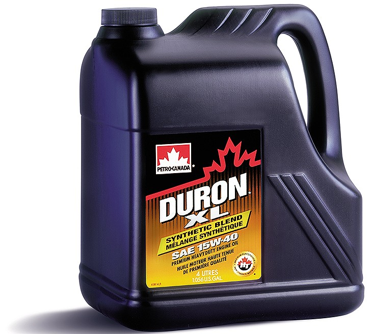 Petro-Canada Lubricants - DURON-E XL Synthetic Blend 15W-40 Lubricants