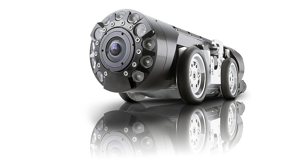 Rapidview Ibak - Mini GATOR® Inspection Crawlers