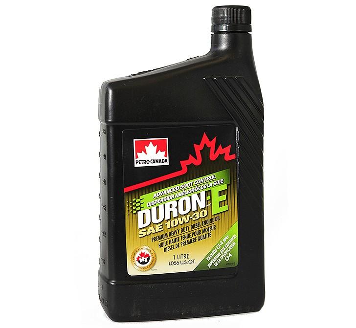 Petro-Canada Lubricants - DURON-E 10W-30 Lubricants
