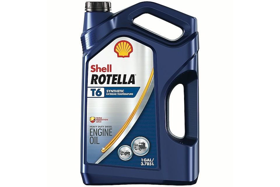 Shell Canada Limited - Shell Rotella® T6 Full Synthetic Heavy Duty Engine Oil Lubricants