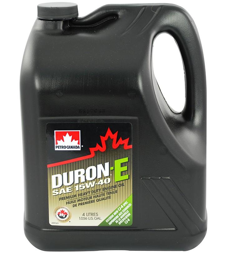 Petro-Canada Lubricants - DURON-E 15W-40 Lubricants