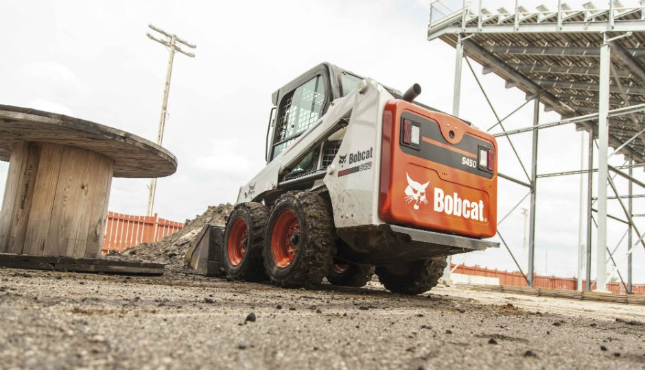New Bobcat S450 Skid-Steer Loader Features Improved