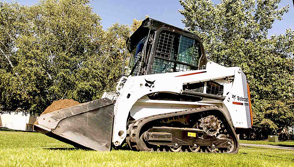 Bobcat releases T450 Compact Track Loader - Heavy Equipment