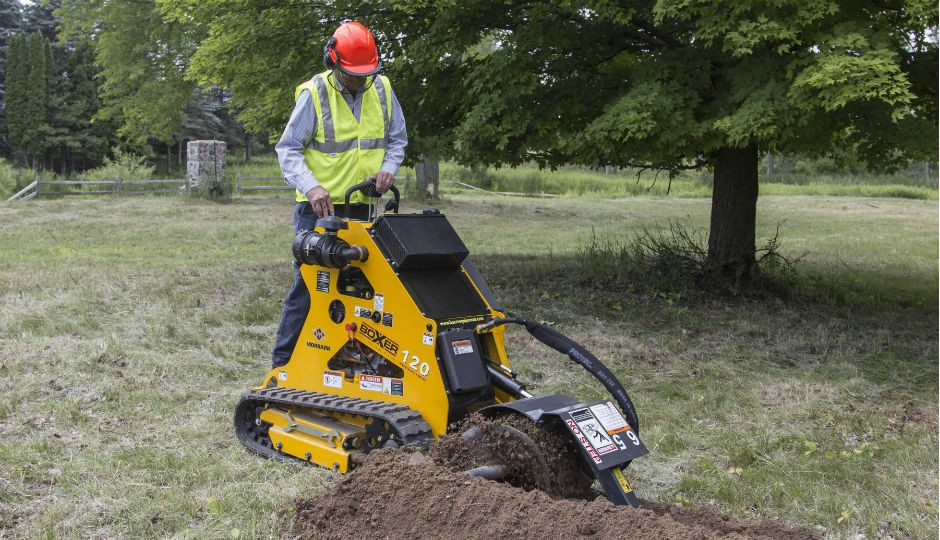 Boxer Equipment Introduces 120 Dedicated Trencher