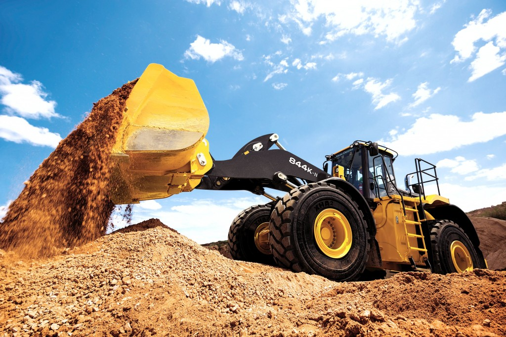 John Deere 844K-II Wheel Loader