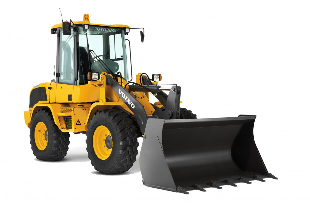 Volvo Construction Equipment - L30G Wheel Loaders