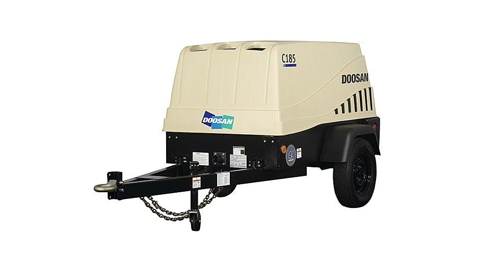 Doosan Portable Power - C185WKUB Compressors