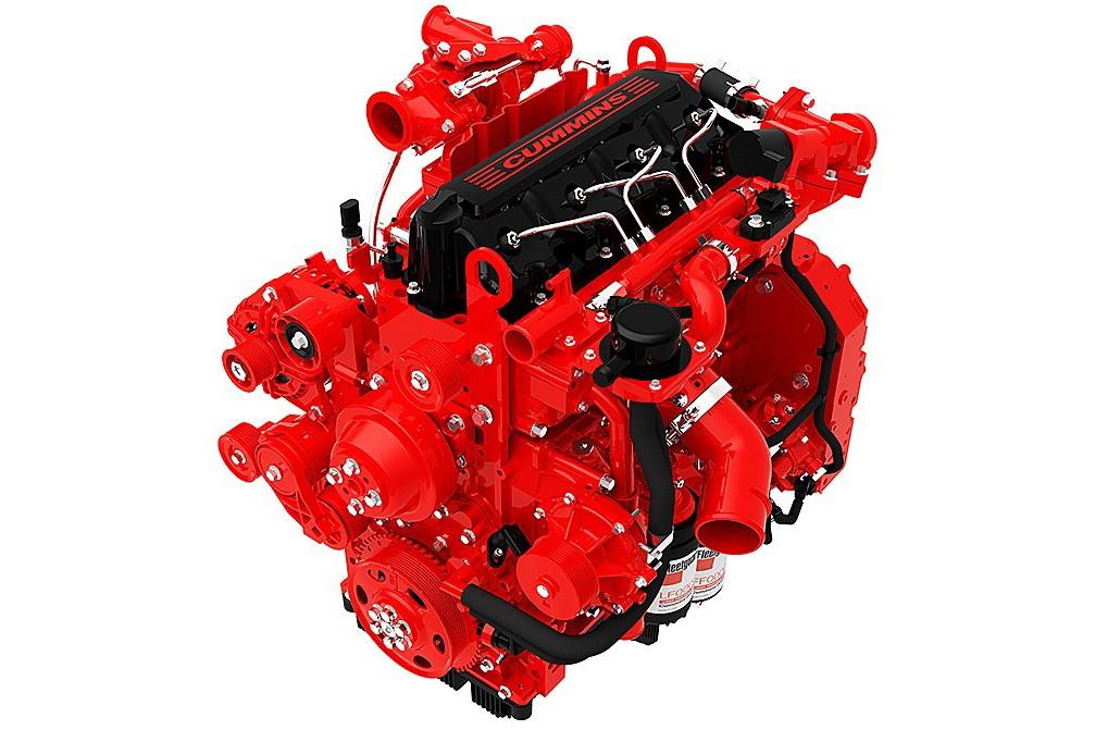 Cummins Inc. - QSB4.5 Diesel Engines