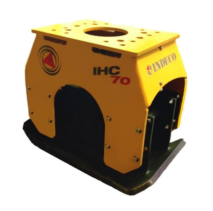 Indeco North America Introduces 18-Inch, Boom-Mounted Compactor