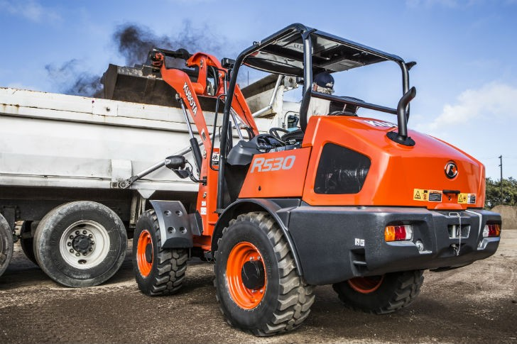 Kubota Canada Launches New Wheel Loaders - Heavy Equipment Guide