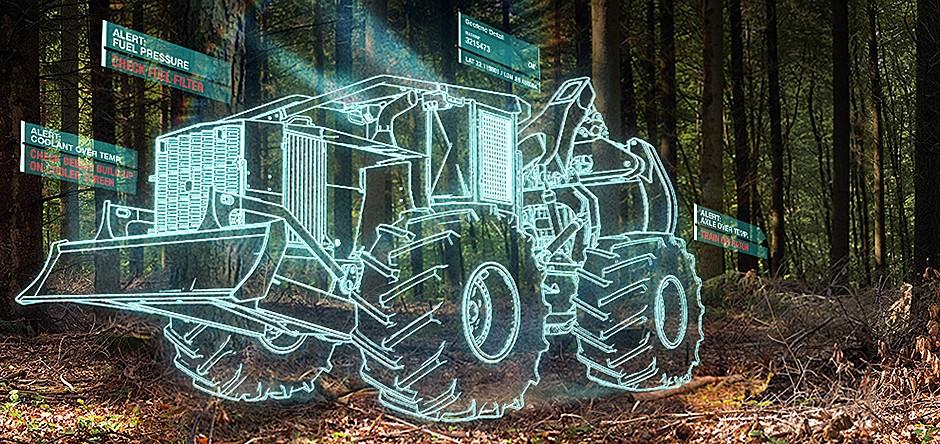 John Deere Construction & Forestry - ForestSight Telematics