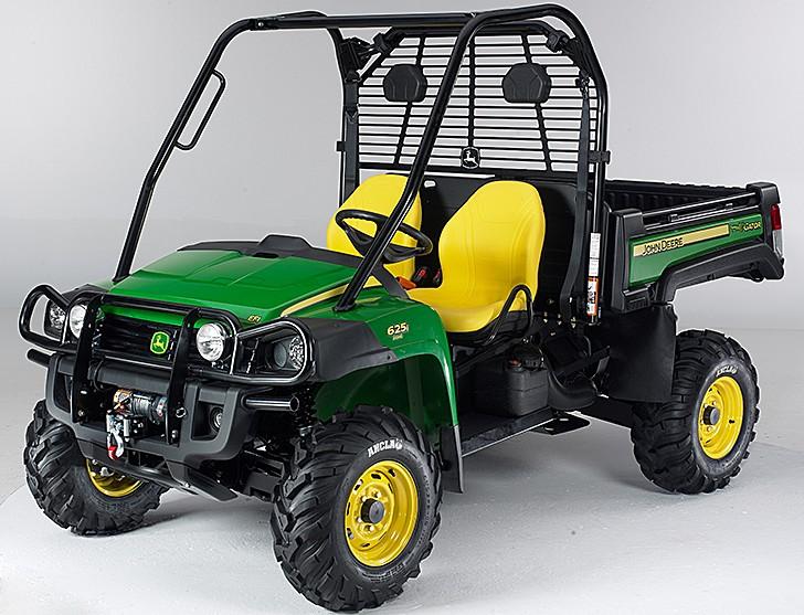 John Deere Construction & Forestry - XUV 625i Utility Vehicles