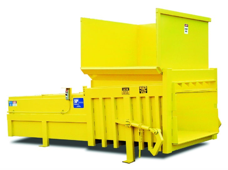 CP-4002 Series Heavy-Duty Stationary Compactors