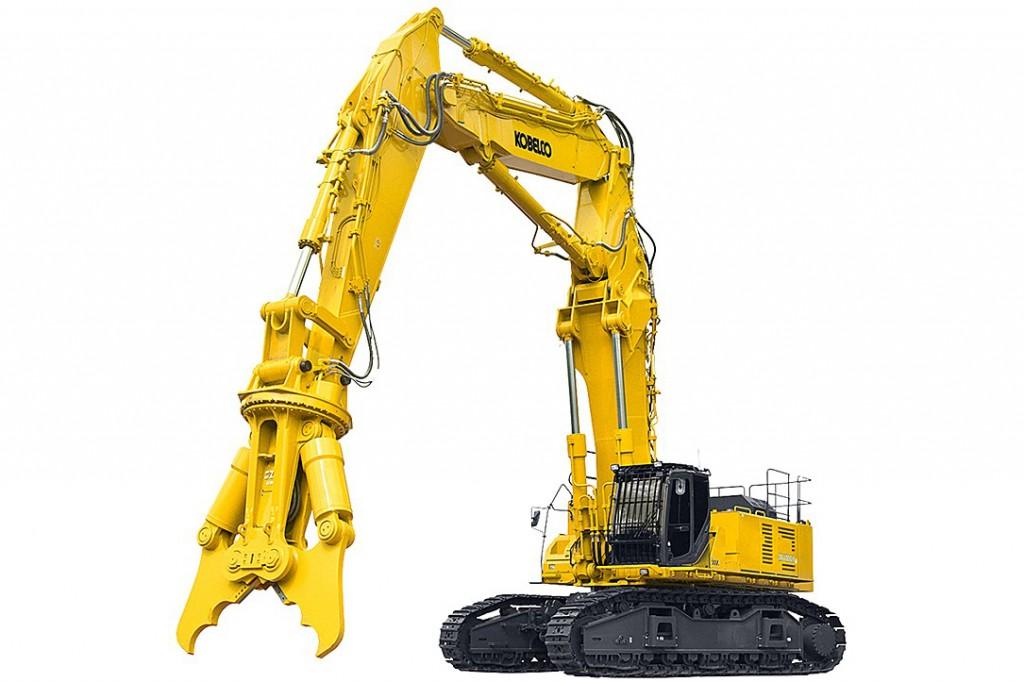 Kobelco Construction Machinery U.S.A Inc. - SK1000DLC Demolition Excavators