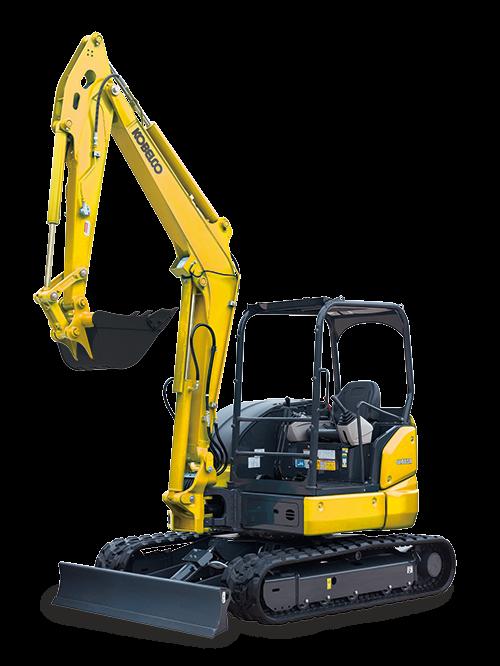 Kobelco Construction Machinery U.S.A Inc. - SK55SRX Excavators