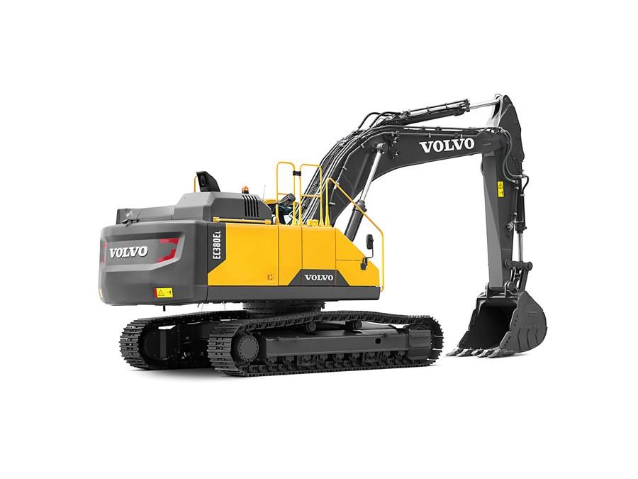 Volvo Construction Equipment - EC380E Excavators