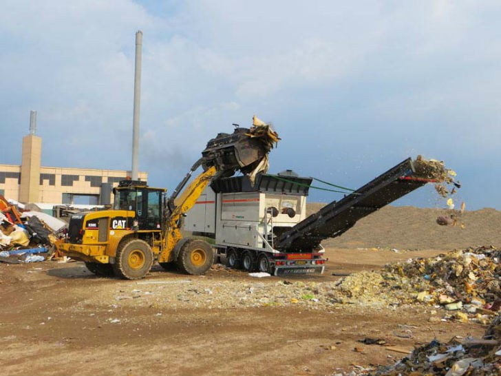 New Improved Mobile Shredder from Metso Makes It Easier To Tackle Any Waste, Anywhere