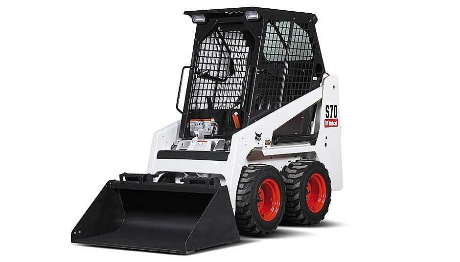 Bobcat Company - S70 Skid-Steer Loaders