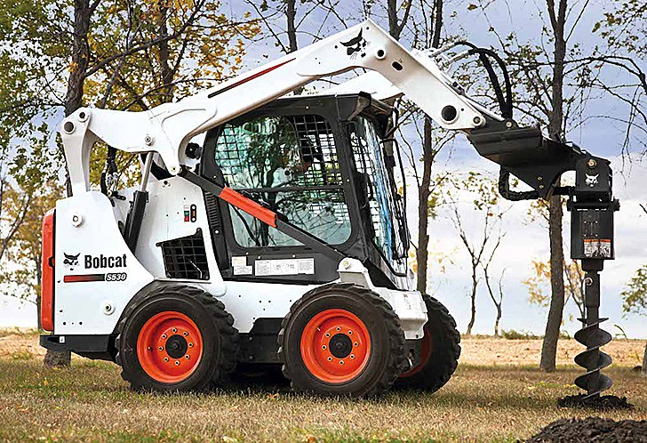 Bobcat Company - S530 Skid-Steer Loaders