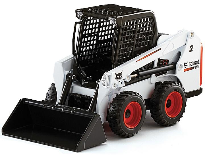 Bobcat Company - S550 Skid-Steer Loaders