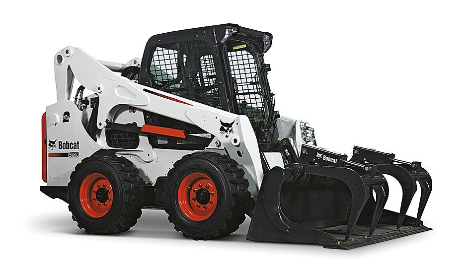 Bobcat Company - S770 Skid-Steer Loaders
