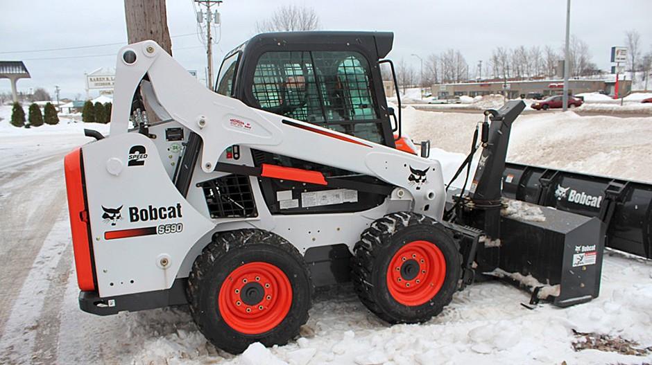 Bobcat Company - S590 Skid-Steer Loaders