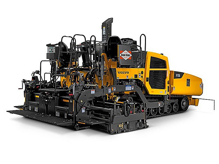 Volvo Construction Equipment - P7110 Asphalt Pavers