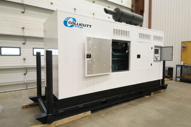 Volvo Penta partners with Collicutt Energy Services - Oil & Gas