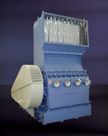 Herbold Heavy Duty Granulators