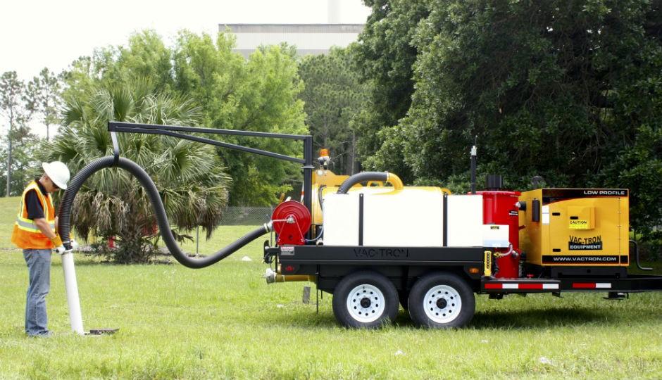 Vac-Tron Equipment Introduces the New LP 533/833 XDT