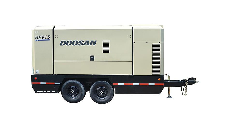 Doosan Portable Power - HP915WCU Compressors