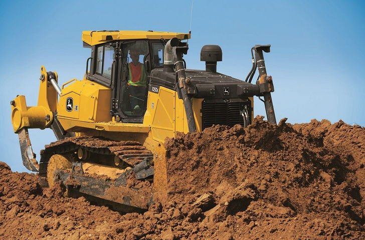 Deere Launches Its Largest Crawler Dozer the New 1050K - Heavy
