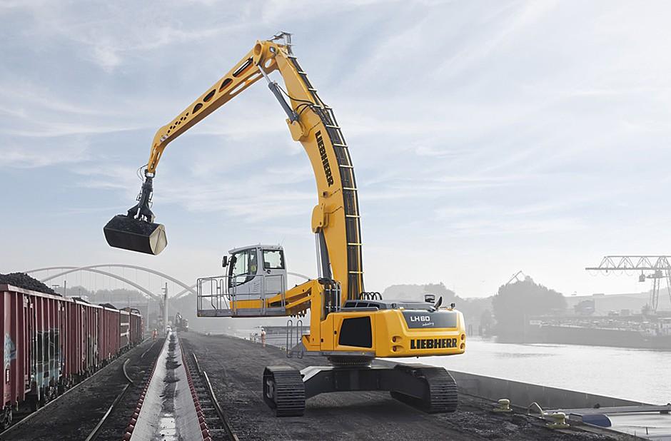 Liebherr Canada - LH 60 C Excavators