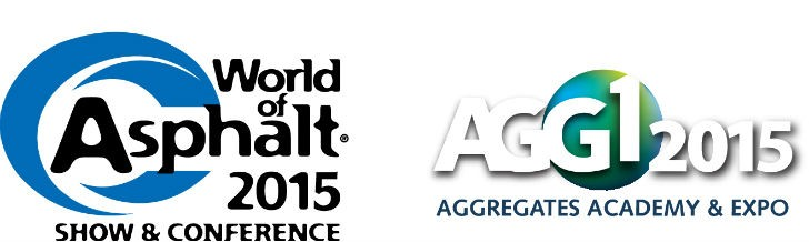 Record-Breaker: 2015 World of Asphalt and AGG1 Will Be Largest Ever