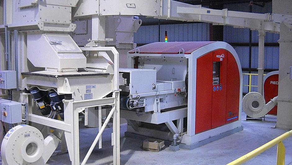 REDWAVE - REDWAVE CX/CXF Recycling Sorting Systems