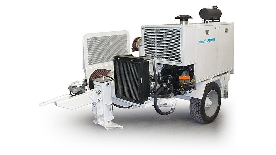 Condux Tesmec - ARS709 Hydraulic Pullers