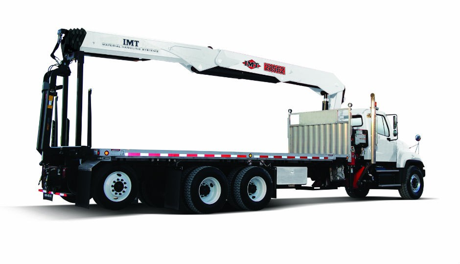 IMT Expands Lineup of Hydraulic Loaders