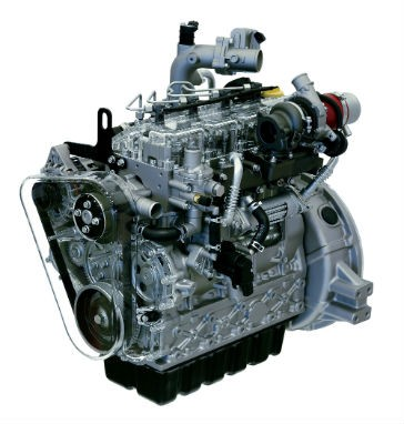 D24 Engine
