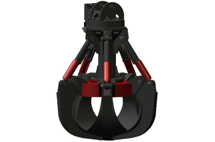 Maggrapple Uses Innovative Design Featuring Magnet That Does Not Protrude Into Grapple Area