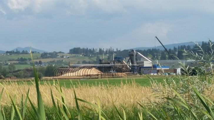 Pinnacle and Tolko launch new pellet plant in Lavington, B.C.